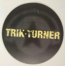 Trik Turner Promotional Sticker