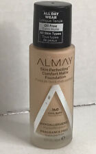 Almaty Skin Perfecting Comfort Matte Foundation