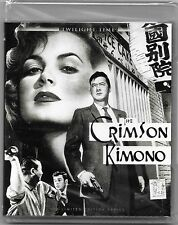 The Crimson Kimono Blu Ray New Twilight Time [1959] All Regions Free Post