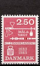 Denmark 1983 Mi 783 Weights and Measures Ordinance MNH