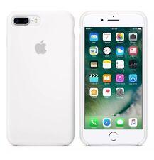 """WHITE GENUINE ORIGINAL Apple silicon case for iPhone 8 Plus/ iPhone 7 Plus  5.5"""""""