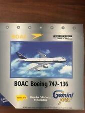 Gemini Jets BOAC B747-136