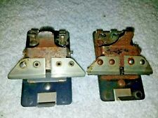 Lionel 154C TRACK LOCKON x2 Used w/ AUTOMATC ROAD CROSSNG SIGNAL Play wear Parts