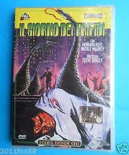 dvd il giorno dei trifidi the day of the triffids science fiction fantascienza z