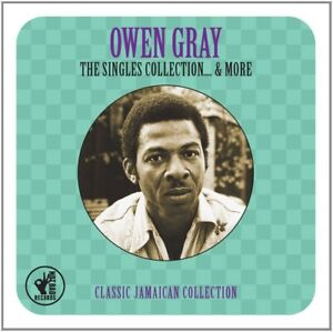 OWEN GRAY - SINGLES COLLECTION 60-62 2 CD NEW!