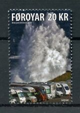 Faroes Faroe Islands 2018 MNH Spectacular Views SEPAC 1v Set Cars Tourism Stamps