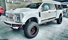 N-FAB M-RDS Front Bumper Gloss Black For 2017 Ford F-250/F-350 Super Duty