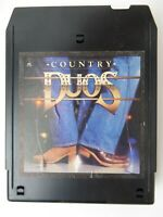 Country Duos K-Tel (8-Track Tape)
