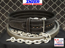 Inzer Advance Designs-10mm 1 Prong Buckle Belt
