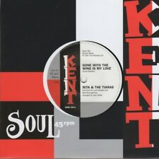 Rita & The Tiaras  Gone With The Wind Is My Love Kent TOWN 166 Soul Northern Mot
