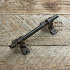320mm Rustic style Retro Door Knobs & Handles Industrial ambry barn door pull