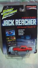 JOHNNY LIGHTNING 1/64 JACK REACHER 70 CHEVY CHEVELLE SS MUSCLE CARS USA NEW
