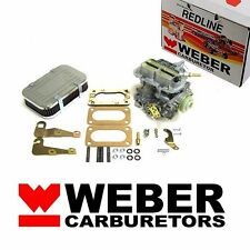 Fiat 124 Spider 131 Brava Carburetor Conversion Kit 32/36 DFEV Weber