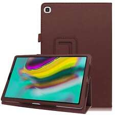 Case For Galaxy Tab S5e T720 T725 Slim Folio Magnetic Leather Stand Book Cover