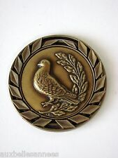 MEDAILLE BRONZE COLOMBOPHILE / PIGEON