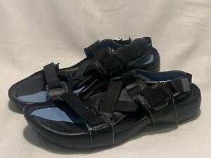 NWOT Cole Haan Lab G Series Sandals Strap Men's 9 Black