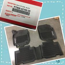 PT908-42165-20 2013, 2014, 2015, 2016 Toyota Rav 4 All Weather Floor Mat Kit