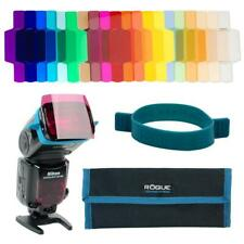 NEW Rogue Flash Gels Combo Filter Kit 30 Filters
