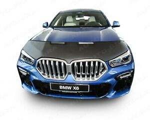 Auto Bra BMW X5 G05 X6 G06 Bj. ab 2018 Steinschlagschutz Haubenbra Haubenschutz