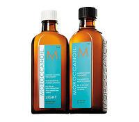 Moroccanoil Moroccan Oil Treatment with Pump Original Light 4.23 fl oz / 125 ml