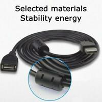USB EXTENSION CABLE 1.5/3/5m USB2.0 Male to Female Ring W Extender Y4N8 U0Y9