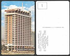 Old Mexico Postcard - Acapulco - Hotel Paraiso Marriot
