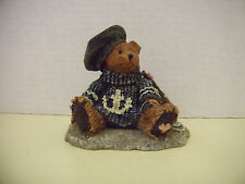 """BOYDS BEAR """"CHRISTIAN BY THE SEA"""", BOYDS COLLECTION 1993"""