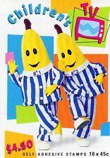 1999 AUSTRALIAN STAMP BOOKLET CHILDRENS TV 10 x 45c STAMPS MUH