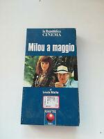 Milou a Maggio VHS - Videocassetta La Repubblica Cinema