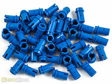 50x LEGO® Technic 4274 Pin 1/2 blau - NEU blue