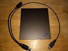 Lenovo ThinkPad Ultra Slim USB CD/DVD-Brenner, Modell: LN-8A6NH16B