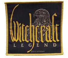 WITCHCRAFT - Patch Aufnäher - Legend 10x10cm