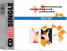 TIMEX SOCIAL CLUB - Mixed up world CD SINGLE 2TR West Germany 1986 (Mercury)
