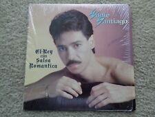 Eddie Santiago El Rey de la Salsa Romantica Vinyl Records LP