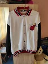 Jacket NBA Majestic Miami Heat
