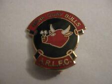 RARE OLD BANK QUAY ARLFC RUGBY LEAGUE FOOTBALL CLUB ENAMEL BROOCH PIN BADGE