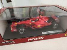 1:18 Hotwheels Ferrari F1 F2008 Kimi Raikkonen