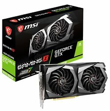 MSI GeForce GTX 1650 SUPER GAMING X Graphics Card, PCI-E x16, VR & 4K HDR Ready