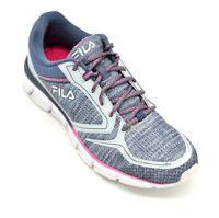 Fila Womens Aspect 8 Memory Foam Running Sneakers US Size 11 Light Blue