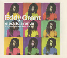 EDDY GRANT - ELECTRIC AVENUE (RINGBANG REMIX BY PETER BLACK) - 3 TRACK CD SINGLE