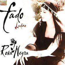 Rosa Negra-Fado Ladino (Portugal) CD NEW