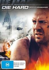 F39 BRAND NEW SEALED Die Hard With A Vengeance (DVD, 1999) Bruce Willis