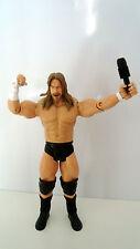 FIGURINE DE CATCH WWE WWC JAKKS PACIFIC 2003 TRIPLE H (18x9cm)