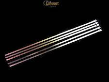Acero Inoxidable De Escape De Calor Wrap lazos 5 Mm X 350 Mm X 5 cant.