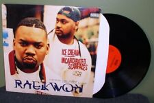 "Raekwon ""Ice Cream"" 12"" Wu-Tang Clan RZA ODB Method Man Ol Dirty Bastard"
