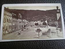CDV old photograph Leoben Austria c1870s