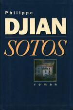 Livre sotos Philippe Djian book