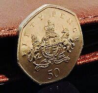 2013 50p COIN IRONSIDE RARE FIFTY PENCE