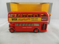 "Corgi Classics 599 AEC Routemaster Bus London Transport ""Wisk"" Advert Route 152"