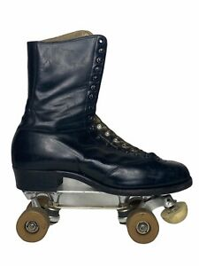 Lytle Styled by Hyde Roller Skates Black Cleveland Raybestos PG Wheels 10? 11?